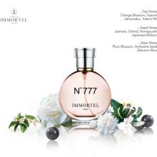 Nước hoa nữ IMMORTEL No 777 Eau De Parfum 60ml