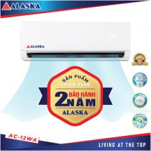 Máy lạnh Alaska tiêu chuẩn AC-12WA 1.5HP (12000BTU) - Trắng