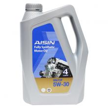 Nhớt động cơ AISIN ESFN0534P 5W-30 SN  CF Fully Synthetic 4L