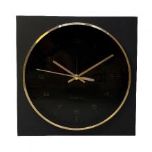 Đồng hồ báo thức DUGLAS Màu đen Index Living Mall