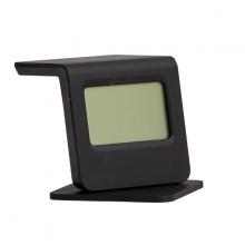 Đồng hồ báo thức LEWIN Màu đen Index Living Mall