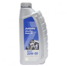 Nhớt động cơ AISIN ESSN2051P 20W-50 SN  CF Semi Synthetic 1L