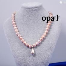 Opal-Vòng cổ ngọc trai  BST116