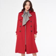 Áo Trend Coat đỏ HeraDG - WAM20022