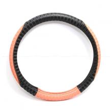 Bọc vô lăng cao cấp CIND P522 size M màu đen cam