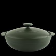 Nồi sứ dưỡng sinh Minh Long - Luna 3.0L bếp từ kèm nắp