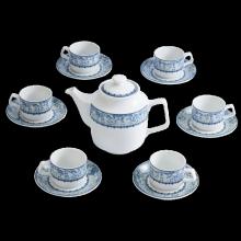 Bộ trà Minh Long 0.7 L Jasmine vinh quy nhạt