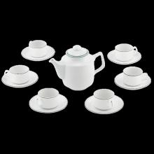 Bộ trà Minh Long 0.7 L Jasmine xanh lá