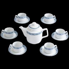 Bộ trà Minh Long 1.1 L Jasmine chim lạc
