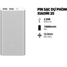 Sạc dự phòng Xiaomi 10000mAh Gen 3 Bản Sạc Nhanh 2019 Bank chính hãng