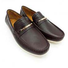 Giày lười da Pierre Cardin PCMFWLF728BRW màu nâu