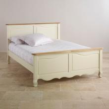Giường đôi Skye gỗ sồi 1m5