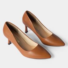 Giày cao gót thời trang  Erosska mũi nhọn kiểu dáng cơ bản cao 7cm EP012