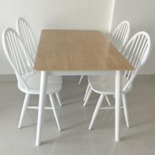 Bộ bàn ăn 6 ghế Windsor - IBIE