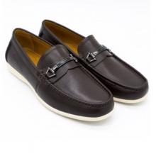 Giày lười da Pierre Cardin PCMFWLE322BRW màu nâu