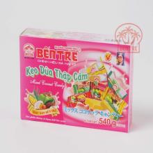 Kẹo dừa dẻo bà Hai Tỏ Bến Tre - sáu vị 500gr