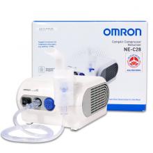 Máy xông mũi họng Omron NE-C28 Nhật Bản - Bảo hành 2 năm