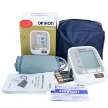 Máy đo huyết áp bắp tay Omron JPN600 - Made in Japan - BH chính hãng 60 tháng