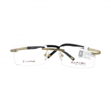 Gọng kính EXFASH chính hãng EF1271T 209 - màu vàng