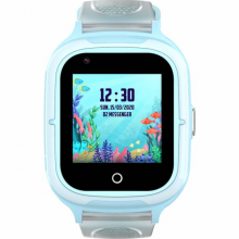 Đồng hồ định vị Wonlex KT23 4G rung, Video Call, chống nước - chính hãng
