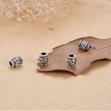 Charm chặn hạt lục tự đại minh chú - Ngọc Quý Gemstones