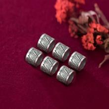 Charm chặn hạt họa tiết hoa văn - Ngọc Quý Gemstones