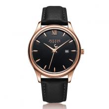 Đồng hồ nam JA-1309MD Julius Hàn Quốc dây da