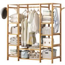 Tủ treo quần áo đa năng xếp gọn Tâm House KT017