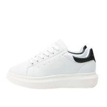 Giày sneaker Domba High Point White-Black H-9111