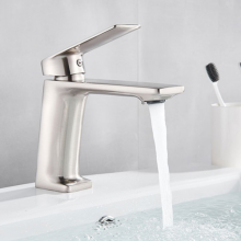 Vòi lavabo nóng lạnh Delta Series ZT2140-Brushed
