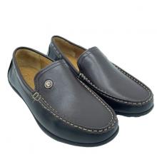 Giày lười da Pierre Cardin - PCMFWLF729BRW màu nâu
