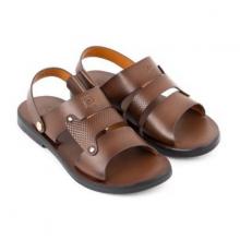 Sandal nam Pierre Cardin PCMFWLF148BRW màu nâu