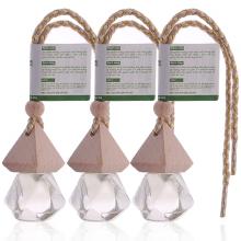 Combo 3 loại tinh dầu treo xe hơi, tủ áo sả chanh, vỏ bưởi và bạc hà nguyên chất Lorganic (10ml x3)