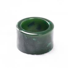 Nhẫn càn long ngọc bích ni 20 mệnh hỏa, mộc - Ngọc Quý Gemstones