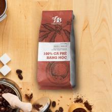 CAFE RANG MỘC ROBUSTA  - ARABICA 1,000g  G DELUXNUTS