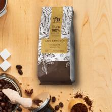 CAFE RANG MỘC ROBUSTA  - ARABICA 250g  G DELUXNUTS