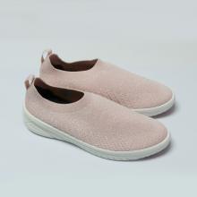 Giày đi bộ nữ Bata Vải dệt cao cấp màu Hồng - 559-5411
