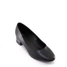 Giày công sở nữ Thương hiệu Bata  Da tổng hợp cao cấp-Microfiber màu Đen - 611-6231