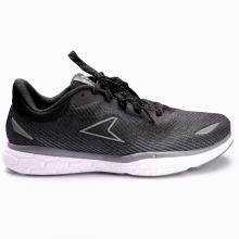 Giày thể thao nam Bata màu Đen phối xám -859-6105