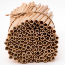 Bộ 100 ống hút tre 20cm - ONGTRE Vietnam