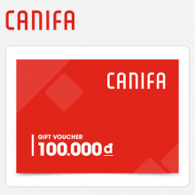 Phiếu quà tặng Canifa 100k