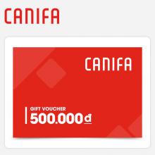 Phiếu quà tặng Canifa 500k