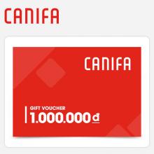 Phiếu quà tặng Canifa 1000k