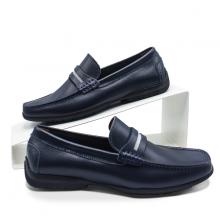 Giày đi bộ nam Thương hiệu Bata Màu Xanh Navy-816-9432