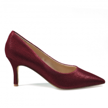 Giày công sở nữ Thương hiệu Bata Màu Đỏ -759-5955