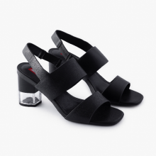 Sandal nữ  Bata Màu Đen-761-6328