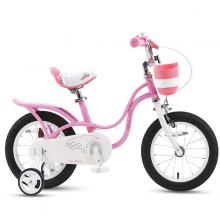 Xe đạp trẻ em RoyalBaby Little Swan size 14 cho bé 3-6 tuổi