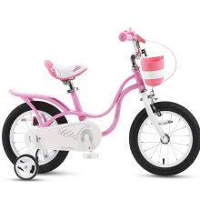 Xe đạp trẻ em RoyalBaby Little Swan size 16 cho bé 4-8 tuổi