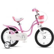 Xe đạp trẻ em RoyalBaby Little Swan size 18 cho bé 5-9 tuổi