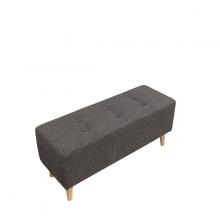 Ghế chờ đôn chân gỗ - gc10